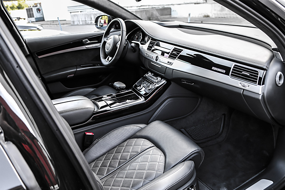 Audi A8 innen